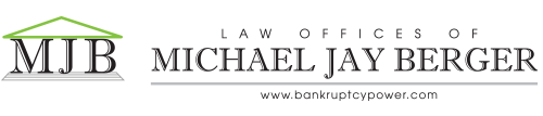 Law Offices of Michael Jay Berger logo